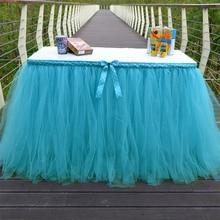 Jupe de Table Dessert commerce extérieur   Fête danniversaire réception de mariage, signe de nœud papillon