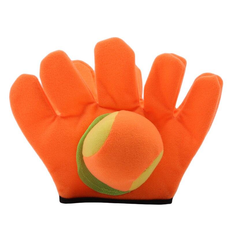 Полезные игрушки для игр маленькие/большие перчатки с липким мячом для игр на открытом воздухе игрушечные перчатки с мячиками для игр на от...