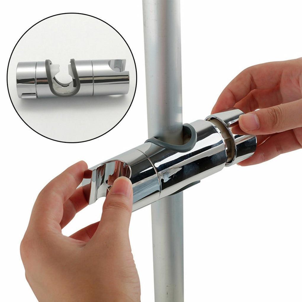 Soporte Universal para regadera de ducha... ajustable de 18 a 25mm ABS...