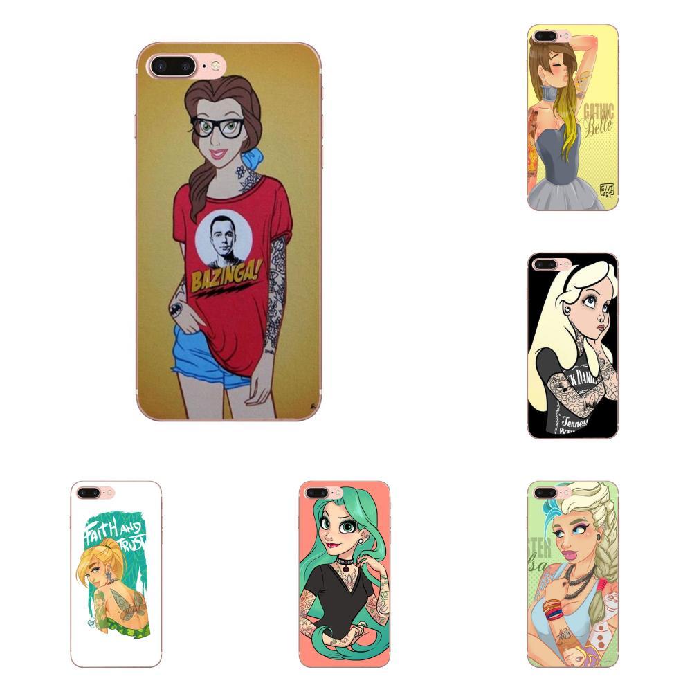 Punk blanco nieve gafas de moda chica Floral para Apple iPhone 11 Pro X XS X Max XR 4 4S 5 5C 5S SE SE2 6S 6 7 8 Plus