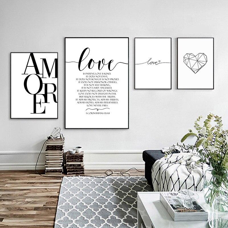 Coco citações moda cartaz impressão minimalista arte pintura em tela inspirador dizendo imagem meninas quarto arte da parede decoração
