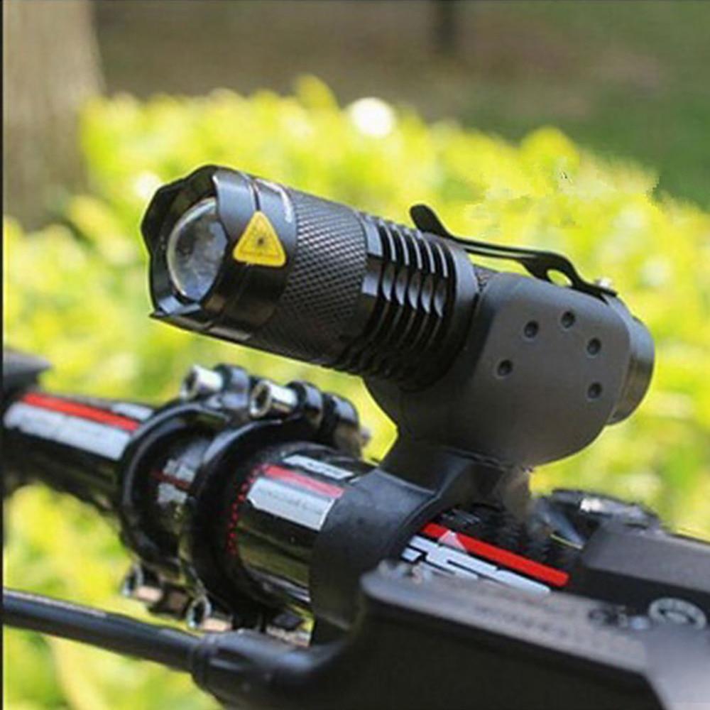 Bicycle Light MTB 2000 Lumens Light 7 Watt 3 Mode Q5 Bicycle LED Front Torch Waterproof lamp + Torch Holder Bike Light lights