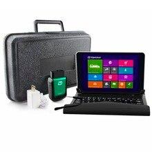 Vpecker OBD2 Wifi tout le Scanner OBD2 Easydiag V11.2 sc8in Win10 Vpecker tablette ODB2 voiture Scanner de Diagnostic automatique VPECKER facile DIAG