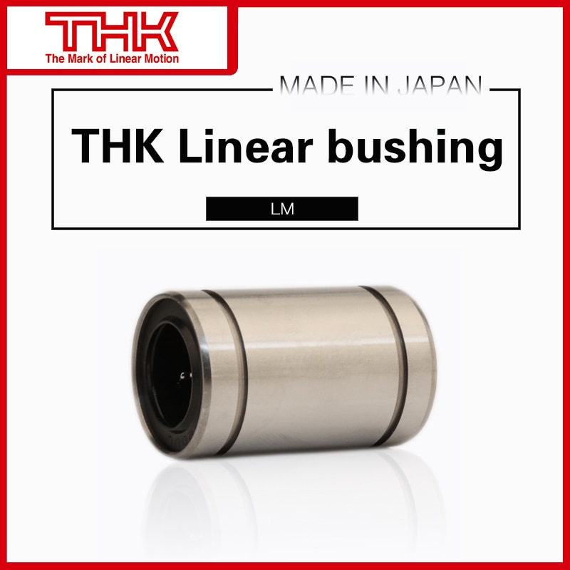 Original, nuevo, THK, cojinete lineal LM LM25 LM25UU
