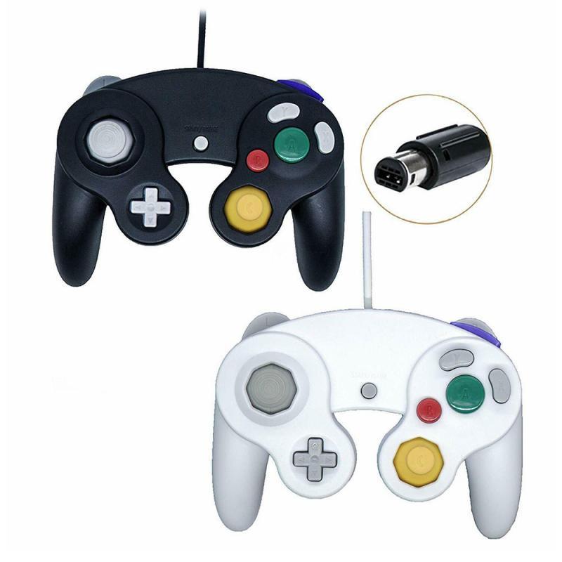 Mando con cable para Nintendo NGC GC, mando para Wii Wiiu Gamecube...
