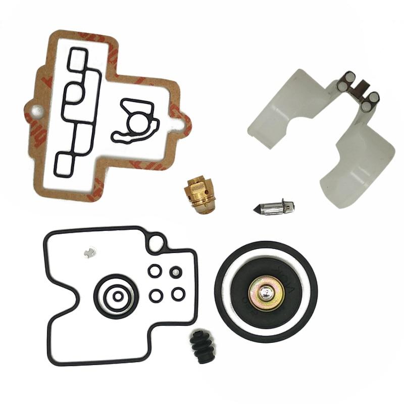 Conjunto de reconstrucción de carburador de gran calidad para Keihin FCR Slant Body 28 32 33 35 37 39 41 suministros de reparación herramientas para el jardín