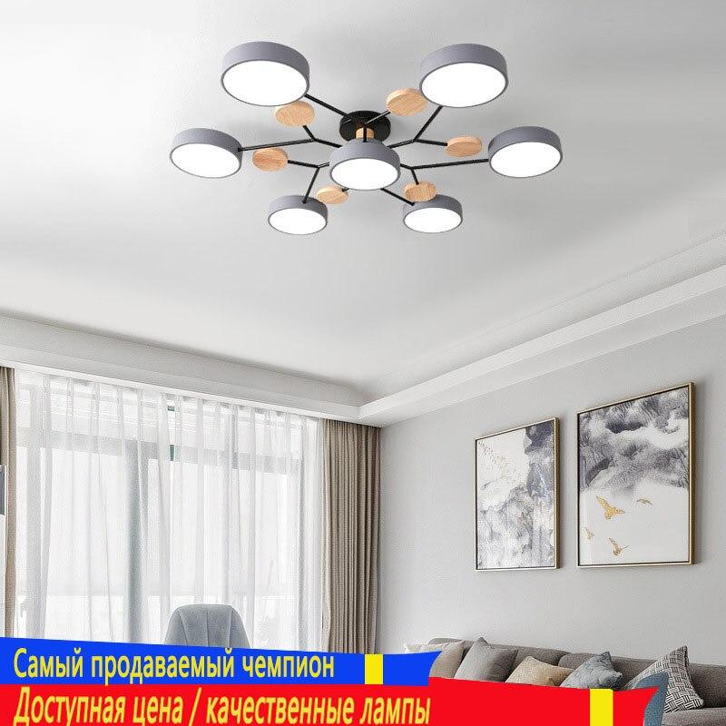 الحديثة غرفة المعيشة LED مصباح السقف غرفة نوم غرفة الطعام الإضاءة الحمام فندق الثريا مبيعات المصنع مباشرة