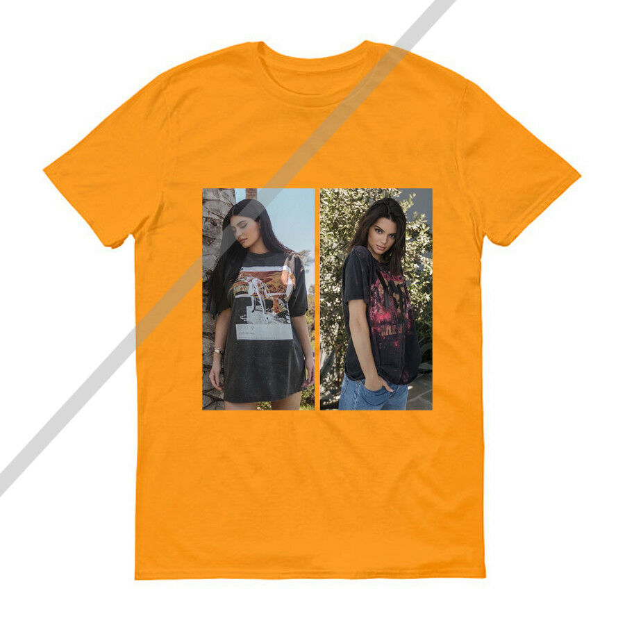 Camiseta para hombre, para mujer camiseta de Kendall y Kylie Jenner