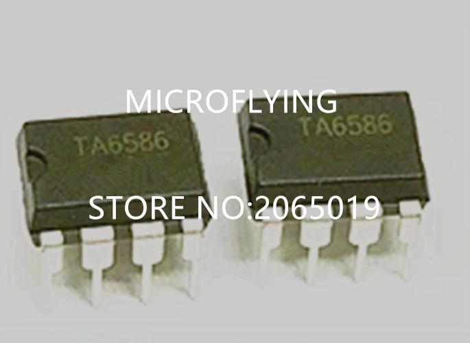 5 uds nuevo TA6586 DIP-8