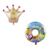 sun cloud foil balloons kids inflatable toys happy birthday ballon decoration baby shower helium air ball wedding party supplies