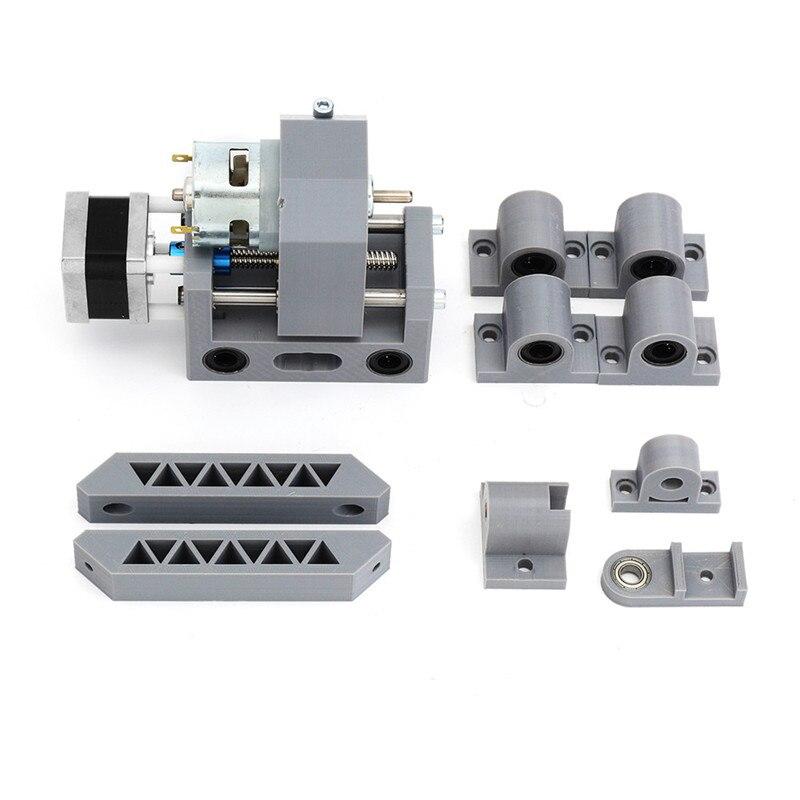Piezas de máquina cnc1610 cnc2418 cnc3018, accesorios cnc, tornillos de husillo, piezas fijas, cnc 1610 2418 3018
