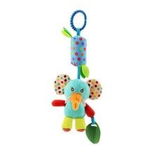 EVANCE cochecito de bebé juguete cuna sonajero animales juguetes, dulces juguetes sonajeros para bebé para 3 6 9 12 niños y niñas