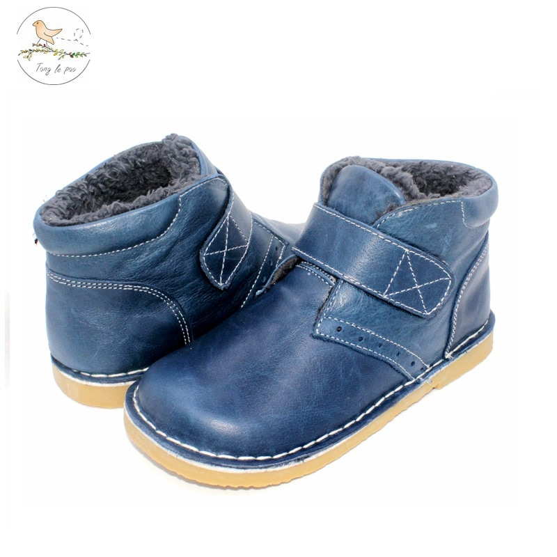 children snow boots winter boys girls boots outdoor cotton fabric shoes waterproof for 30 degree russia warm COPODENIEVE children's snow boots girls fashion warm winter waterproof boots children shoes little and big girls brand boots