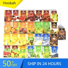 Fruity Flavors Shisha Hookah Cream Cigarettes Substitutes 0% Tobacco Tar Nicotine Bar Ktv Smoking Ac