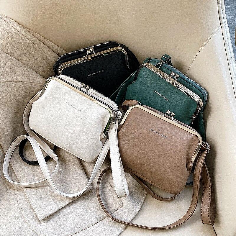 Модная женская сумка через плечо из искусственной кожи, Белый Летний саквояж на плечо, Брендовая женская сумочка, Белый Дорожный чемоданчик