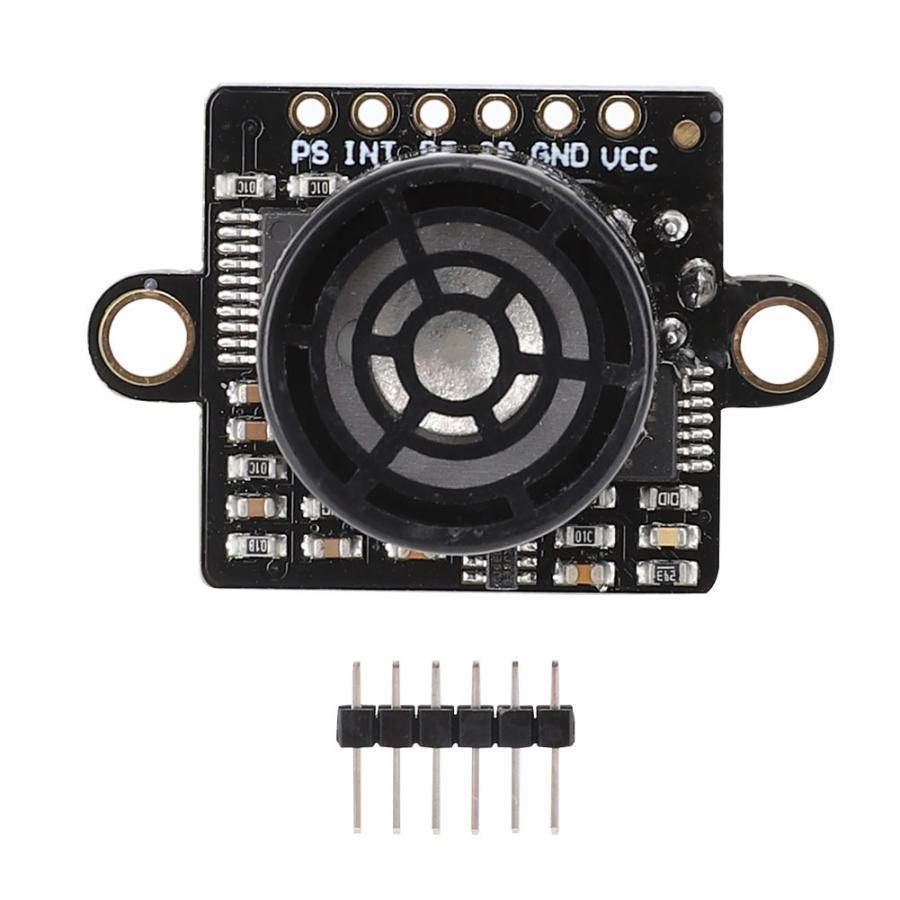 Módulo ultrasónico GY-US42 I2C, Sensor ultrasónico de rango, módulo de Medición de distancia para PIXHAWK, Control de vuelo
