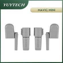Sunnylife Mavic мини складной посадочный механизм DJI Mavic мини аксессуары ультралегкое увеличение высоты 25 мм защита дрона во время посадки