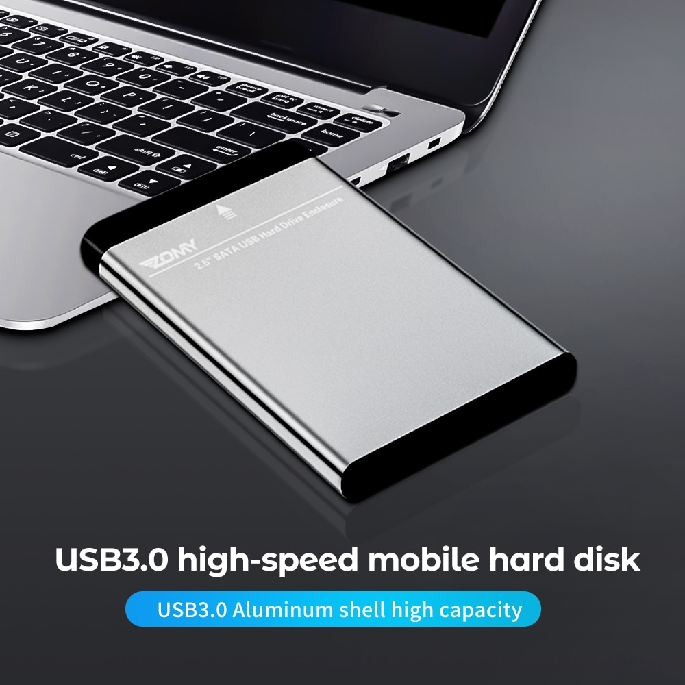 HDD 1tb 2.5'' SATA USB 3.0 Portable 500Gb External Hard Disk Drives 2tb for Laptops Storage Devices Speed Hard Drives 120gb Disk