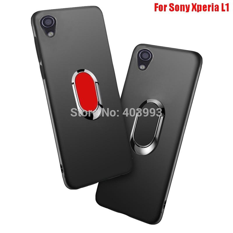 Für Coque Sony xperia L1 Fall G3311 G3312 G3313 Silikon Weiche Fall Für Soni E xperia L1 Gehäuse Für Sony xperia L1 Sony L1 G3311