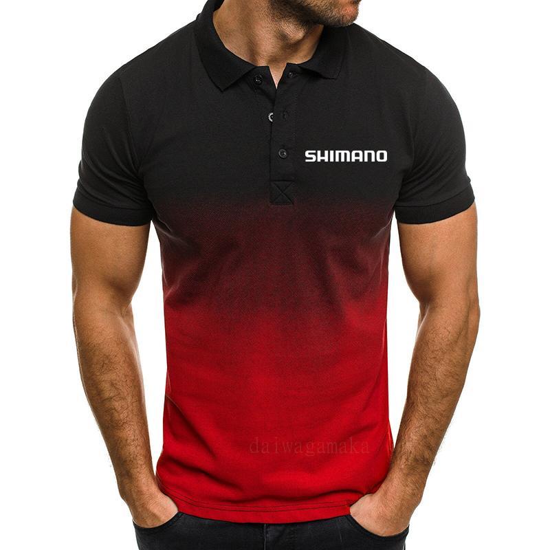 AliExpress - Shimano Fishing T-Shirt Polo Breathable Men Fishing Tee Sport Breathable Fishing Wear Summer Fishing Clothes Short Sleeve Casual