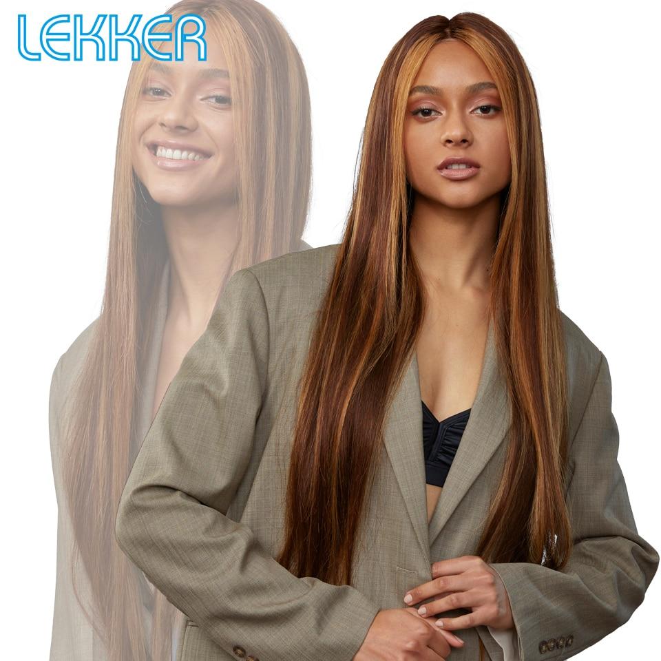 4x4 destaque do laco parte superior dianteira do couro cabeludo peruca de cabelo