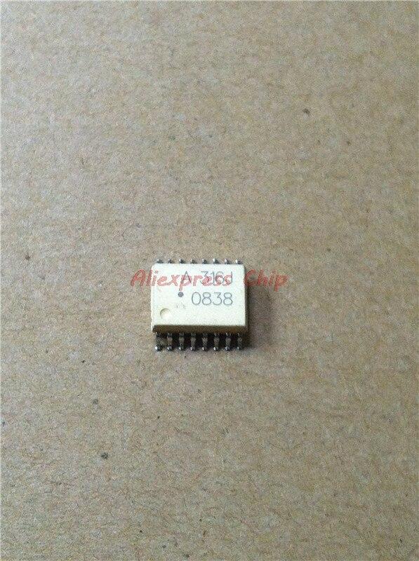 1 unids/lote A316J HCPL-316J HCPL316J HP316J SOP-16 en Stock