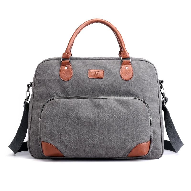 Портфель, сумка-мессенджер, мужской холщовый портфель на колесиках, мужской портфель