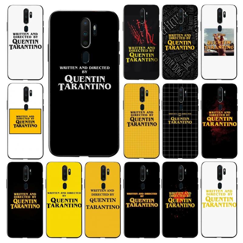 maiyaca-written-and-directed-by-quentin-tarantino-phone-case-for-vivo-y91c-y11-17-19-53-81-31-91-for-oppo-a9-2020