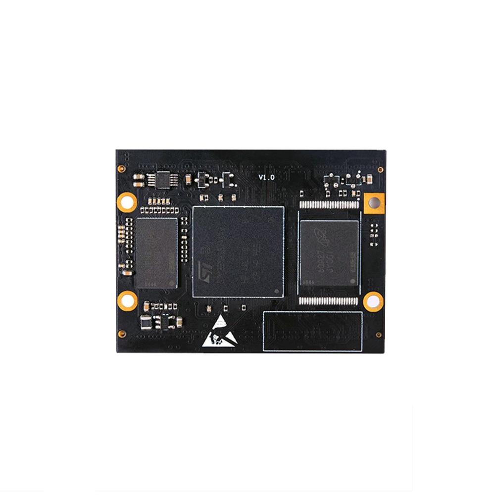 Taidacent STM32MP157 Core Development Board CortexA7 Heterogeneous Dual-core Microprocessor 512MB+4GB Embedded Development Board debugging embedded microprocessor systems