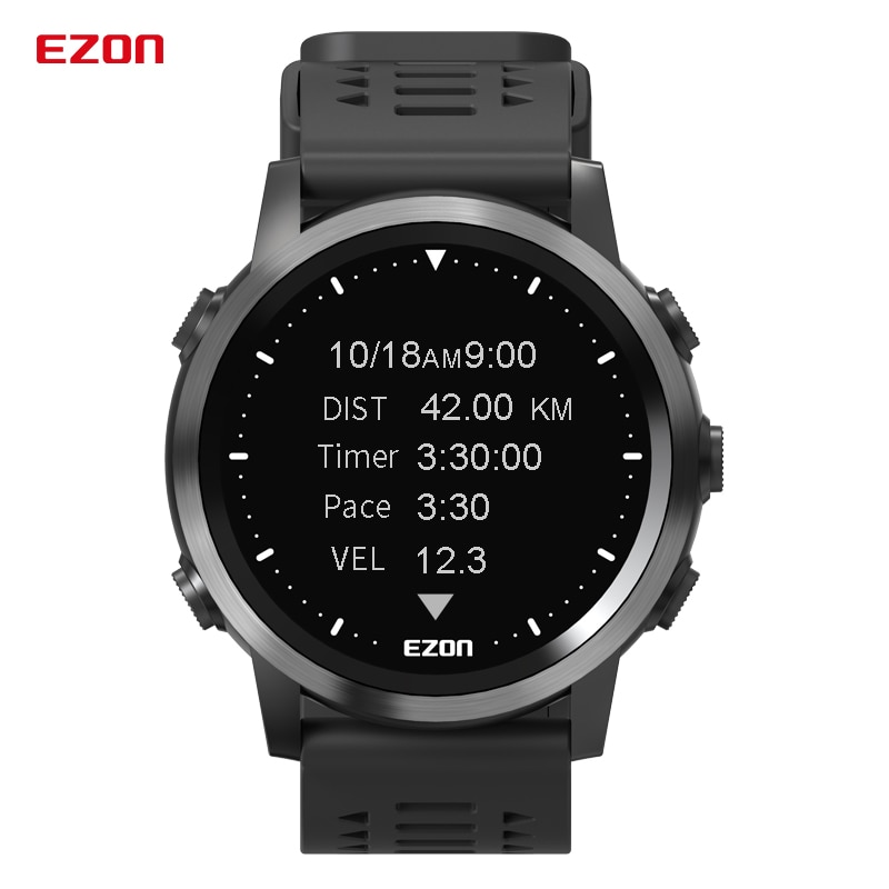 R3 EZON Sports Watch Smart Multifunctional Virtual Rabbit Waterproof Outdoor Running Heart Rate Pedo