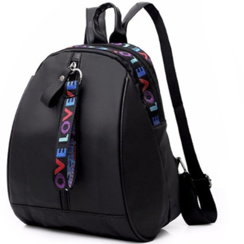 Women Mini Backpack Oxford Shoulder Bag For Teenage Girls Multi-Function Small Bagpack Female Phone