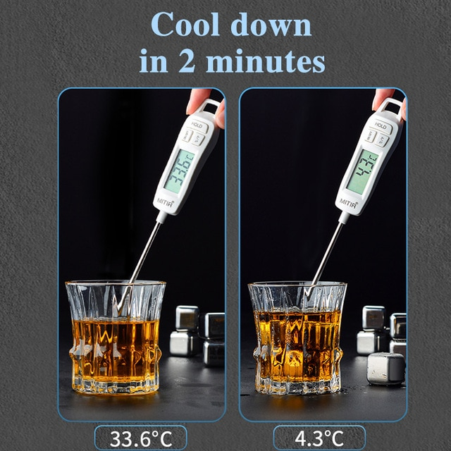 New Whisky Stones Ice Cubes Set Reusable Food Grade Stainless Steel Wine Cooling Cube Chilling Rock Party Bar Tool 4