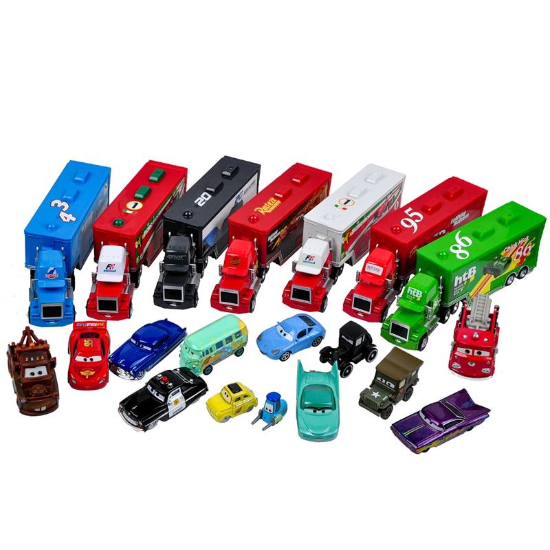 Автомобиль 2 Disney Pixar «Тачки 3», Молния Маккуин, Джексон шторм, мэтер 1:55, литые модели автомобилей из металлического сплава, игрушки для мальчи...