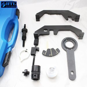 Image 2 - Инструменты для фиксации распределительного вала двигателя для BMW 730i 745i 545i 645i 750i N62TU N62 N73 двигатели для автомобиля инструмент ГРМ 12 шт.