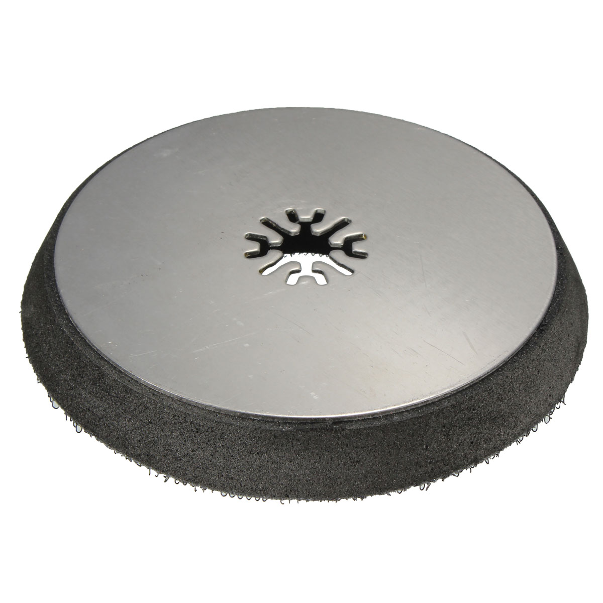 Disc Sand Base Steel and EVA Sanding Pad Oscillating MultiTool For Boschs Fein Metal Wood Surface Polishing