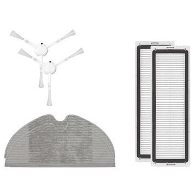 Side Brush Mop Filter for Xiaomi Mijia 1C STYTJ01ZHM Robot Vacuum Cleaner Parts Accessories