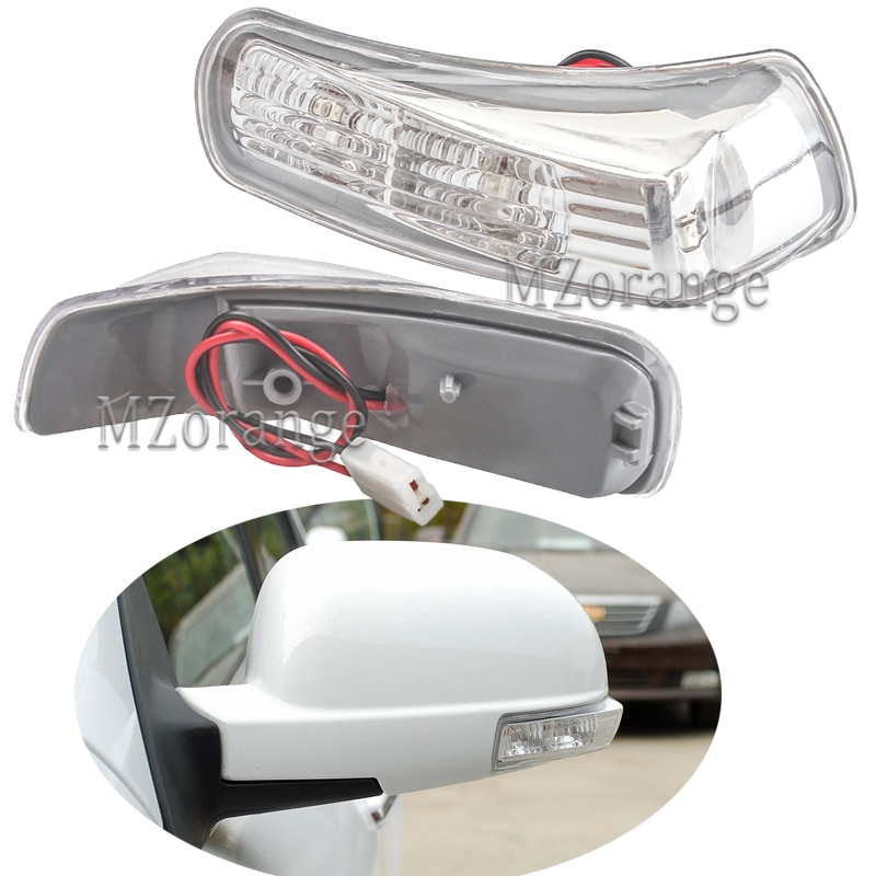 Rearview Mirror Light LED For Geely Emgrand7-RV EC7-RV EC715-RV Emgrand 7EC715 EC7 EC718 Emgrand7 E7 Turn Signals LED Light