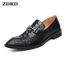 Fashion Men Loafers Black Mix Prints Double Monk Strap Shoes Men Dress Wedding Office Career Summer