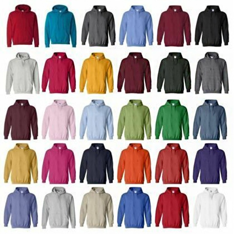 Hooded Sweatshirt Men S-4XL Jumpers Soft Oversized Hoodie Light Plate Long Sleeve Pullover Solid Women Couple Clothes Asian Size