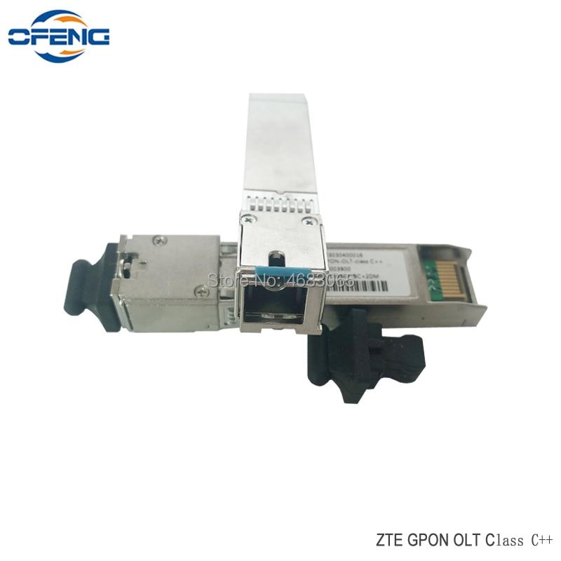 ZTE C320 C300 Optical Line Terminal GTGO GTGH Service Board use SFP Module GPON OLT Class C++ Optical Fiber Tranceiver Modules