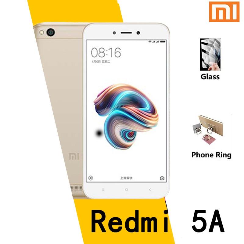 Xiaomi Redmi 5A cellphone 2GB 16GB Smartphone 3000mah battery dragon 425 processor