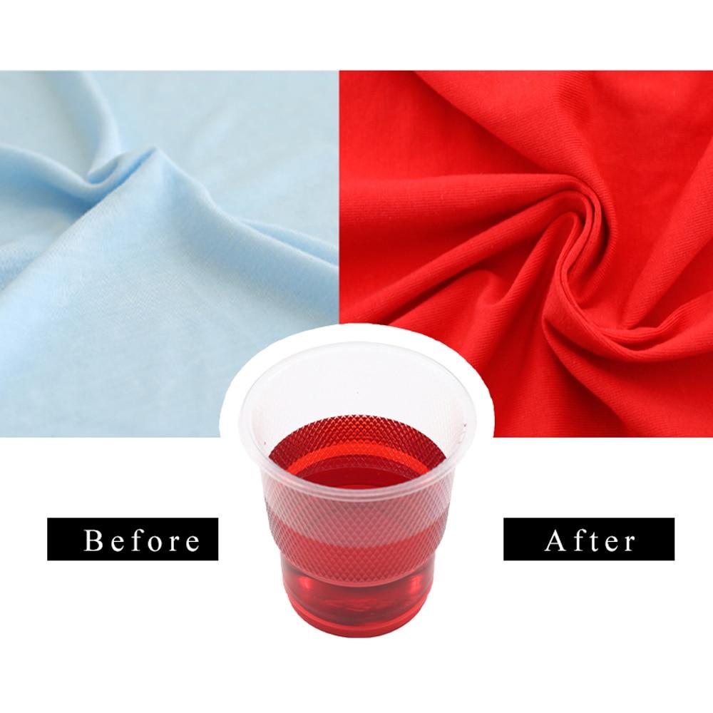 10 г красная краска для ткани, акриловая краска, порошок для выцветания одежды, текстиля, хлопка, нейлона, шелка, джинсов, окрашивание одежды, ...