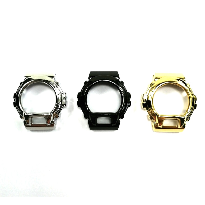 DW6930 Metal Stainless Steel Watch bezel watchband DW6900 Watch band Strap Watch Frame gshock Bracelet Accessory with Repair Too enlarge