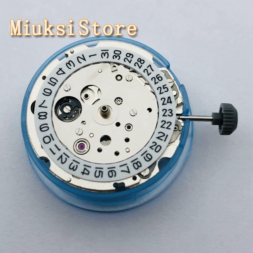 مجوهرات Miyota 8215 ، حركة ميكانيكية أوتوماتيكية ، علامة تجارية يابانية جديدة وأصلية ، 21 جوهرة
