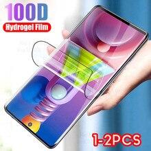 Film hydrogel de protection décran, en verre, pour Samsung Galaxy M51 M 51 M samsun M51 SM-M515F