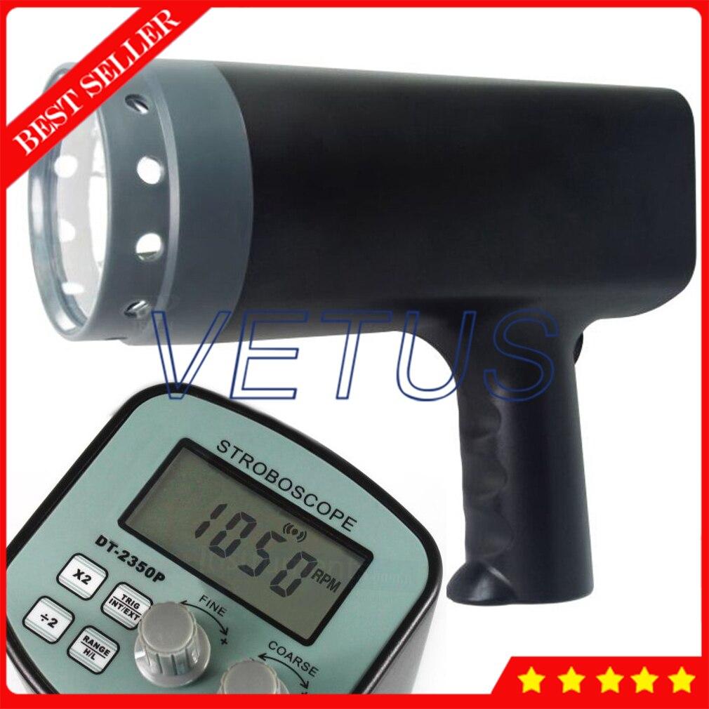 Handheld Stroboscope Digital Testador DT2350PB 50 ~ 40,000 FPM