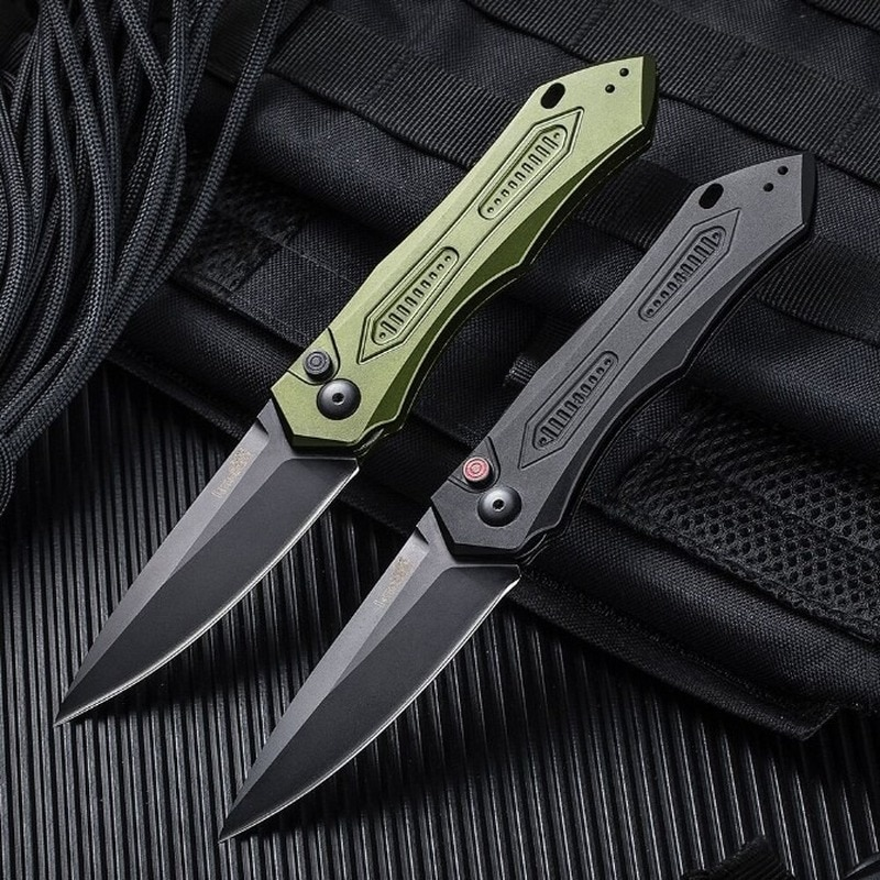 Fashion Kershaw 7800BLK Folding Knife High Hardness Outdoor Security Defense Pocket Backpack Self-defense EDC Tool Knives DJ72