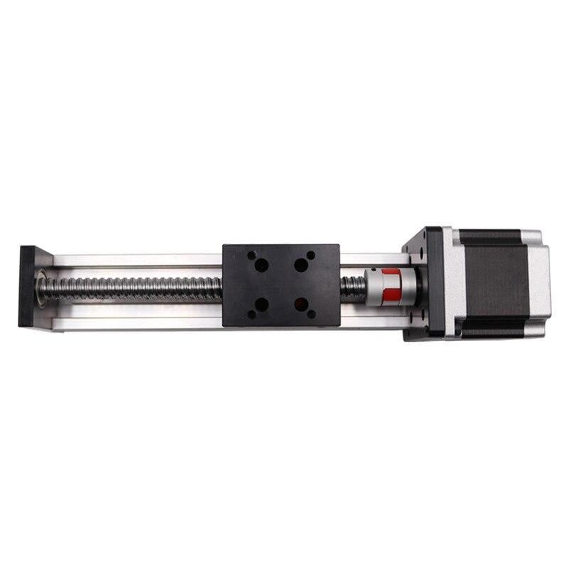 وحدة لولبية كروية أحادية المسار/وحدة توجيه خطية دقيقة CNC/آلات صناعية بما في ذلك المحرك