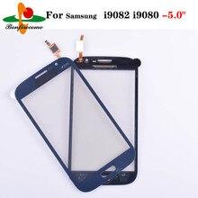 10 pièces pour Samsung Galaxy Grand GT i9082 i9080 i9060 i9062 i9063 Plus i9060i panneau de lentille en verre extérieur de capteur de numériseur décran tactile