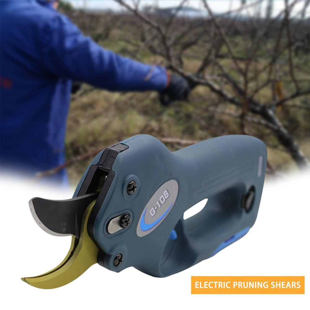 مقص كهربائي لاسلكي ، أداة تقليم لاسلكية مع بطارية ليثيوم ، لفروع أشجار الفاكهة والمناظر الطبيعية والحدائق